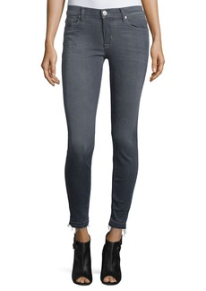 Hudson Nico Released-Hem Skinny Ankle Jeans