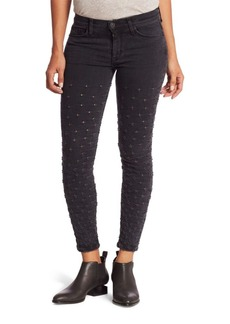 Hudson Nico Skinny Ankle Jeans