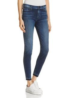 Hudson Nico Skinny Jeans in Moonshine
