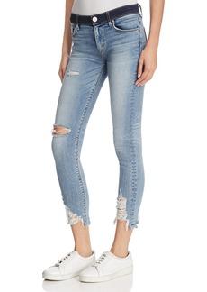 Hudson Nico Super Skinny Jeans in Game Changer