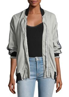 Hudson Jeans Hudson Nova Varsity Jacket