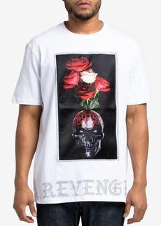 Hudson Jeans Hudson Nyc Men's Skull Vase Graphic T-Shirt