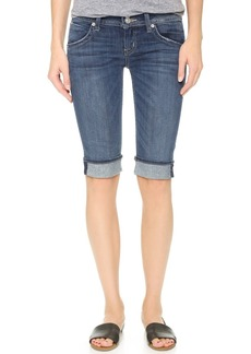 Hudson Palerme Knee Cuffed Shorts