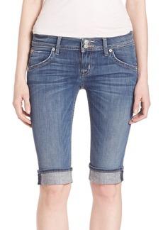 Hudson Palmere Bermuda Jean Shorts