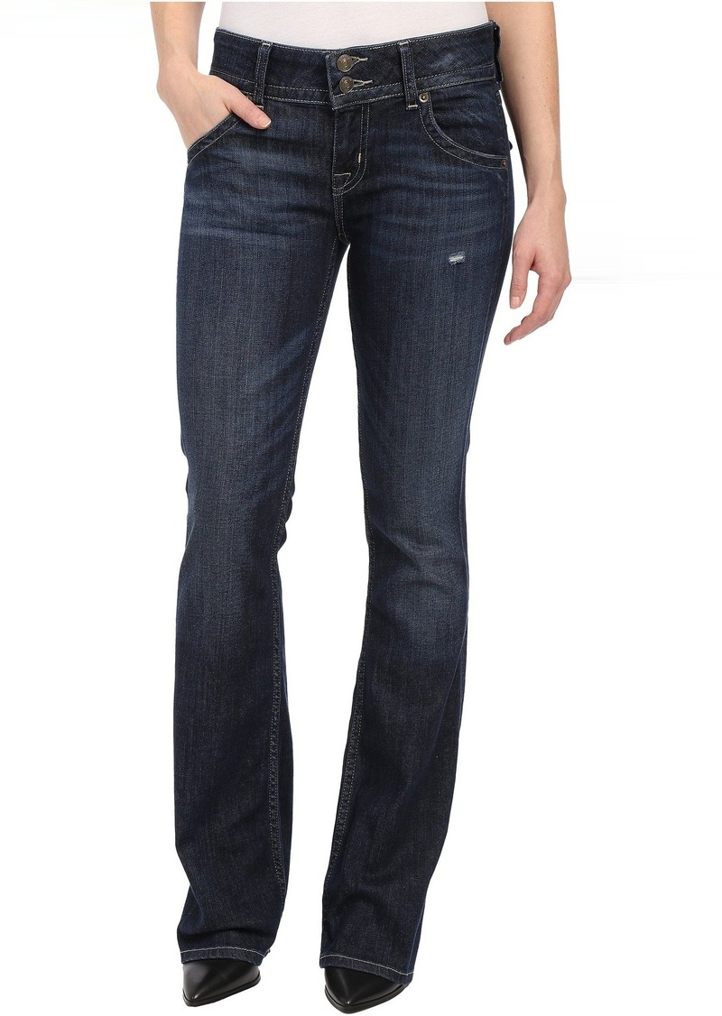 Hudson Jeans Hudson Petite Bootcut in Dark Mosaic