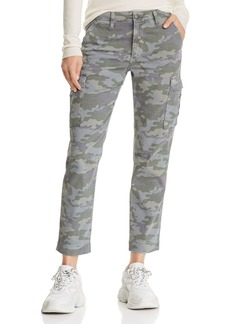 Hudson Jeans Hudson Printed Cargo Jeans in Surplus Camo