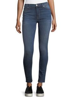 Hudson Jeans Hudson Raw Slim-Fit Denim Jeans