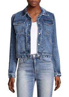 Hudson Jeans Ren Denim Trucker Jacket
