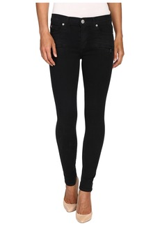 Hudson Roe Mid-Rise Ankle Super Skinny in Assailant