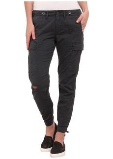 Hudson Rowan Cargo Pants in Chrome