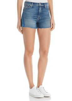 Hudson Jeans Hudson Sade Cutoff Denim Shorts in Sitting Pretty