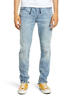 Hudson Jeans Hudson Skinny Fit Drawstring Jeans (Defender)
