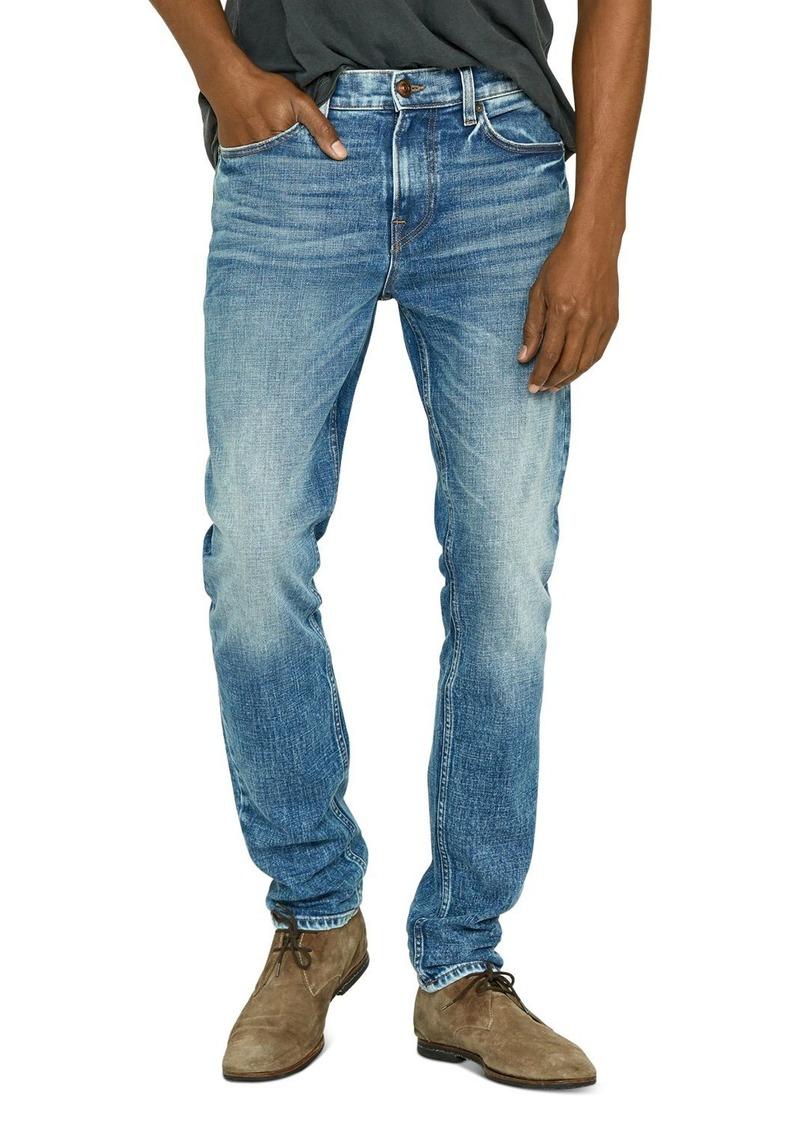 Hudson Jeans Hudson Skinny Fit Jeans in Rising