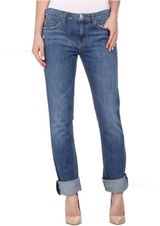 Hudson Skylar Relaxed Slim Straight Jeans in Angeleno