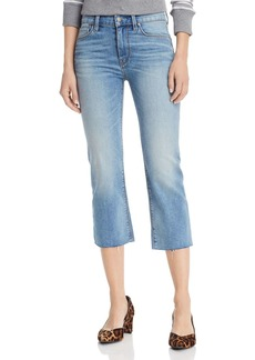 Hudson Jeans Hudson Slim Cropped Jeans in Radical