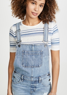 Hudson Jeans Hudson Sloane Shortall Overalls