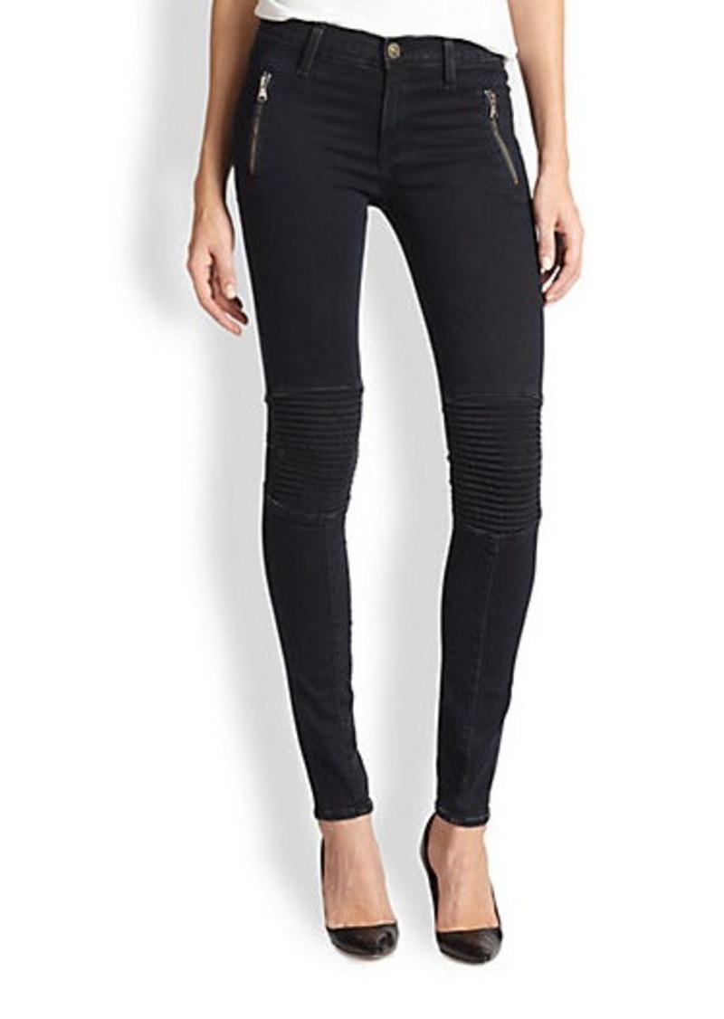 Hudson Jeans Hudson Stark Moto Skinny Jeans