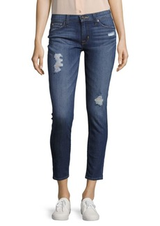 Hudson Jeans Super-Skinny-Fit Ankle-Length Jeans