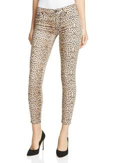 Hudson Super Skinny Jeans in Lynx