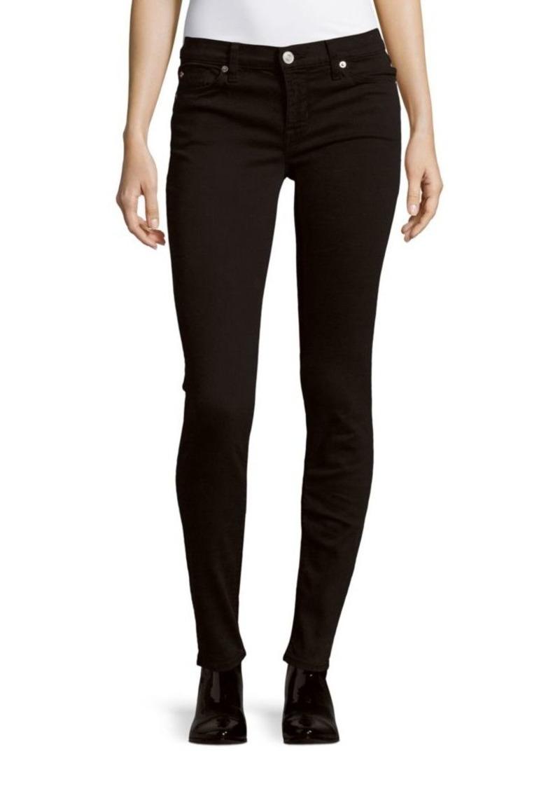 Hudson Jeans Super Skinny Stretch Jeans