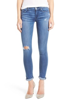 Hudson Tally Crop Skinny Jeans (Encounter)