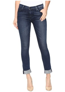 Hudson Jeans Hudson Tally Cropped Skinny in Moonshine