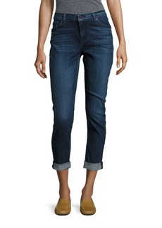 Hudson Jeans Hudson Tally Cropped Skinny Jeans