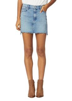 Hudson Jeans Hudson The Viper Denim Skirt in Soft This Life
