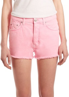 Hudson Tori Colored Cut-Off Shorts