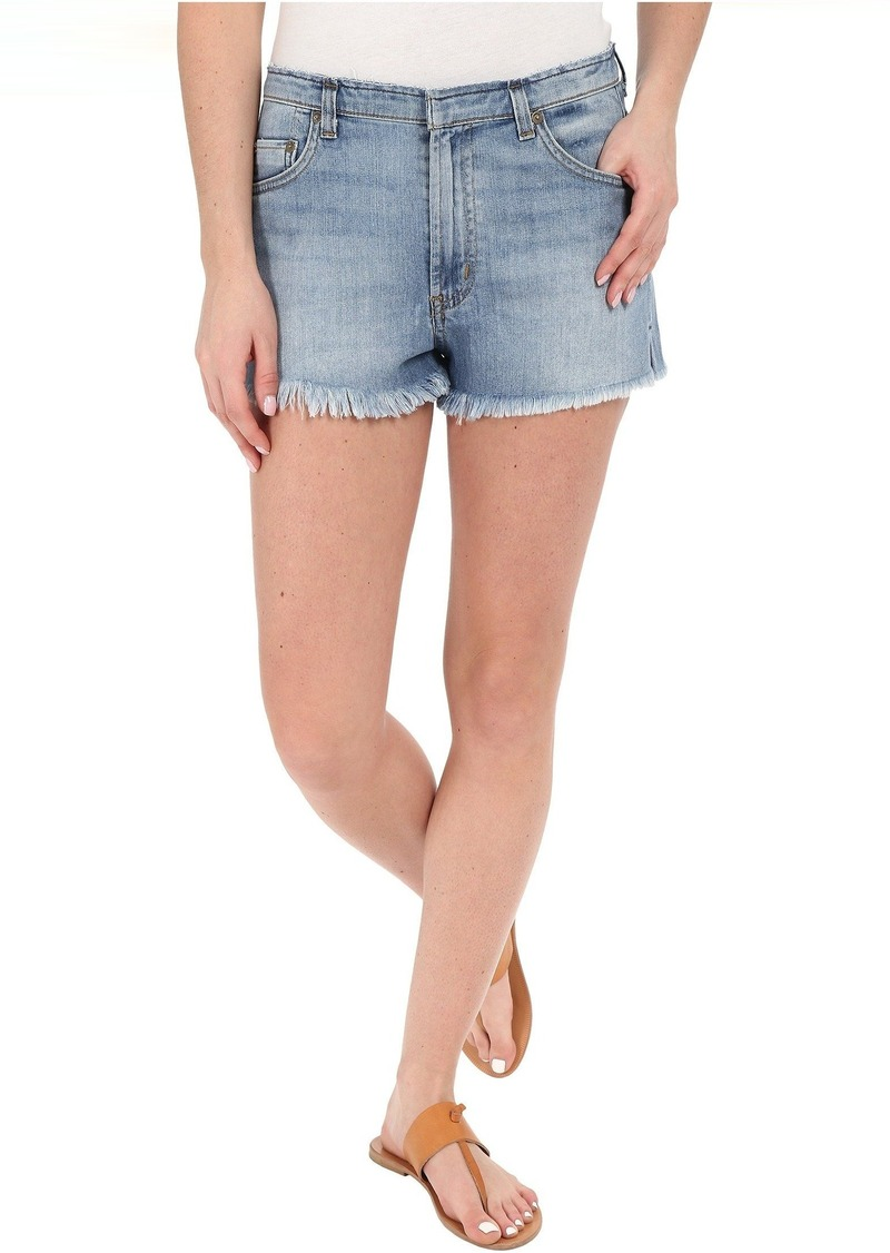 Hudson Jeans Tori Slouch Short Cut Off in Kensington