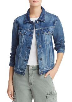 Hudson Jeans Hudson Trucker Denim Jacket in Revolt