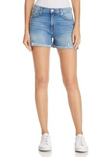 Hudson Jeans Hudson Valeri Denim Shorts in Proxi