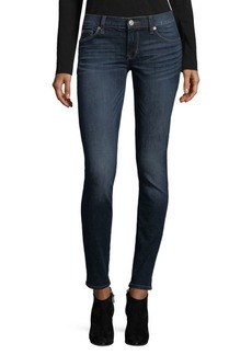 Hudson Jeans Washed Super Skinny Jeans