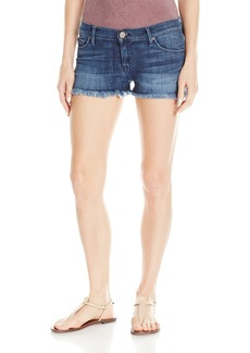 Hudson Jeans Women's Amber Raw Edge Hem 5 Pocket Jean Short