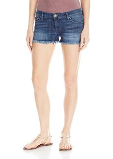 Hudson Jeans Women's Amber Raw Edge Hem 5 Pocket Jean Short