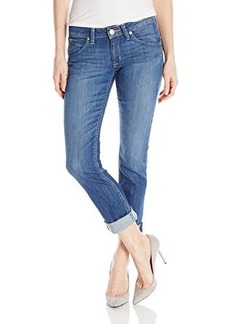 Hudson Women's Bacara Crop Jean with Pockets