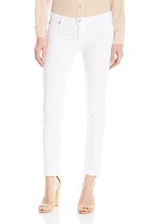 Hudson Jeans Women's Bacara Cuffed Crop Flap Pocket Jean