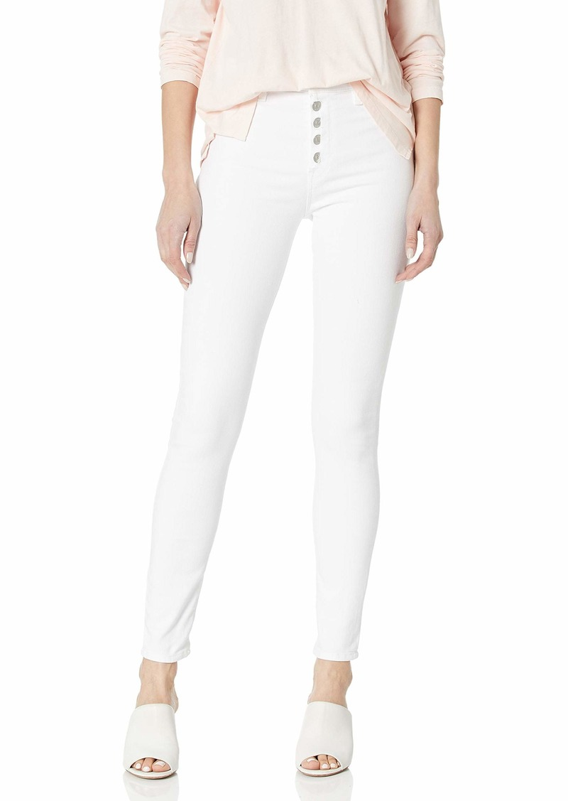 Hudson Jeans HUDSON Women's Barbara High Rise Super Skinny Fit Ankle Jean