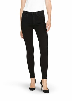 Hudson Jeans HUDSON Women's Barbara High Rise Super Skinny Fit Jean