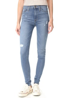 Hudson Jeans HUDSON Women's Barbara High Waisted Skinny Jeans