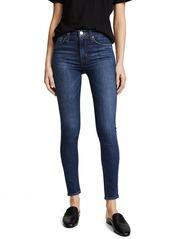 Hudson Jeans HUDSON Women's Barbara High Waisted Skinny Jeans Dream On