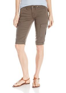 Hudson Jeans Women's Charlie Cuffed Cargo Short