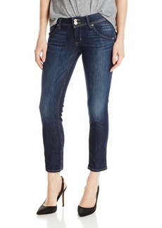 Hudson Jeans Women's Collin Crop Skinny Flap Pocket Jean
