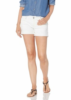 Hudson Jeans HUDSON Women's Croxley Mid Thigh Flap Pocket Jean Short