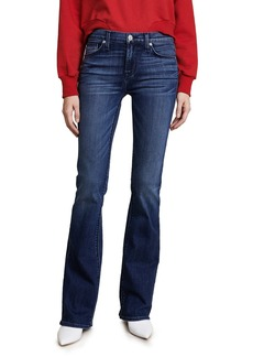 Hudson Jeans HUDSON Women's Drew Mid Rise Boot Cut Jeans  Blue