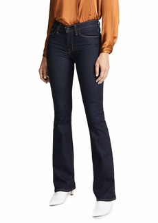 Hudson Jeans HUDSON Women's Drew Midrise Bootcut Jeans Sunset BLVD Blue