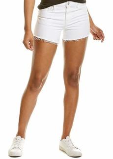 HUDSON Jeans Women's Gemma Mid Rise Cut Off Jean Short