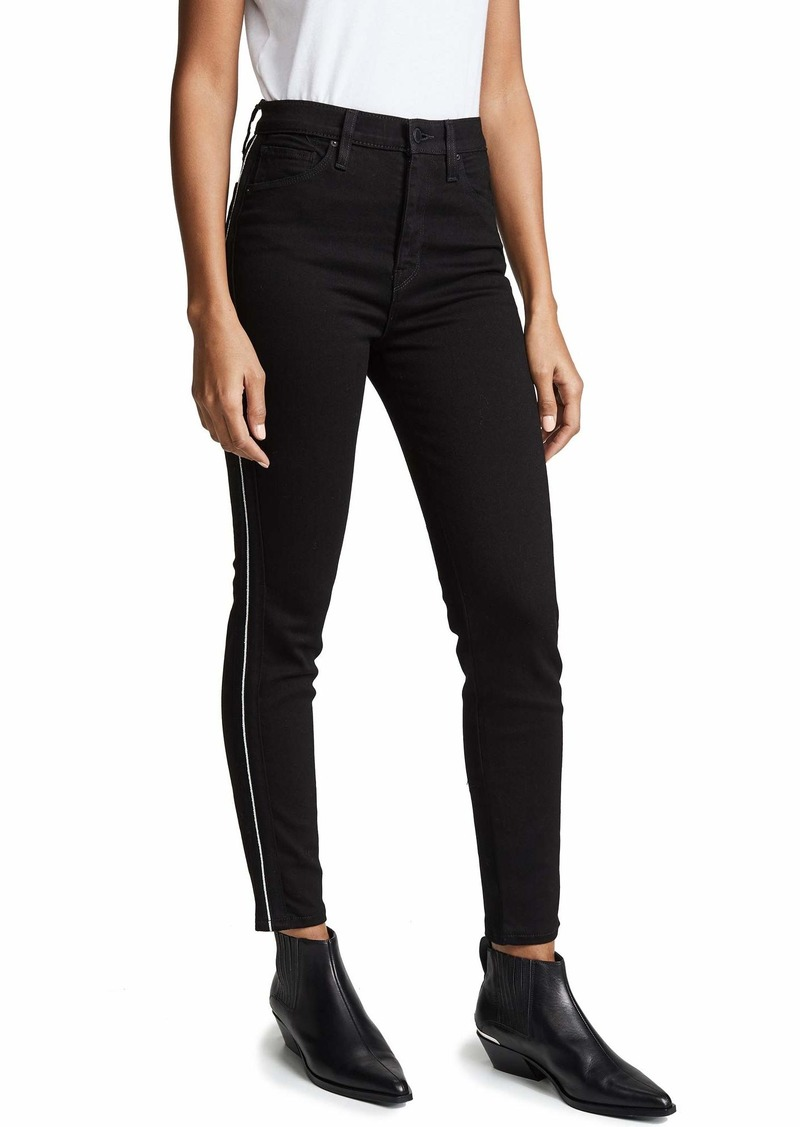 Hudson Jeans HUDSON Women's Holly HR Ankle Skinny Jeans with Piping