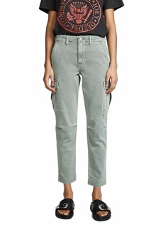 Hudson Jeans HUDSON Women's Jane Cargo Pants  Green