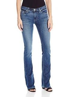 Hudson Women's Love Midrise 5 Pocket Bootcut Jeans